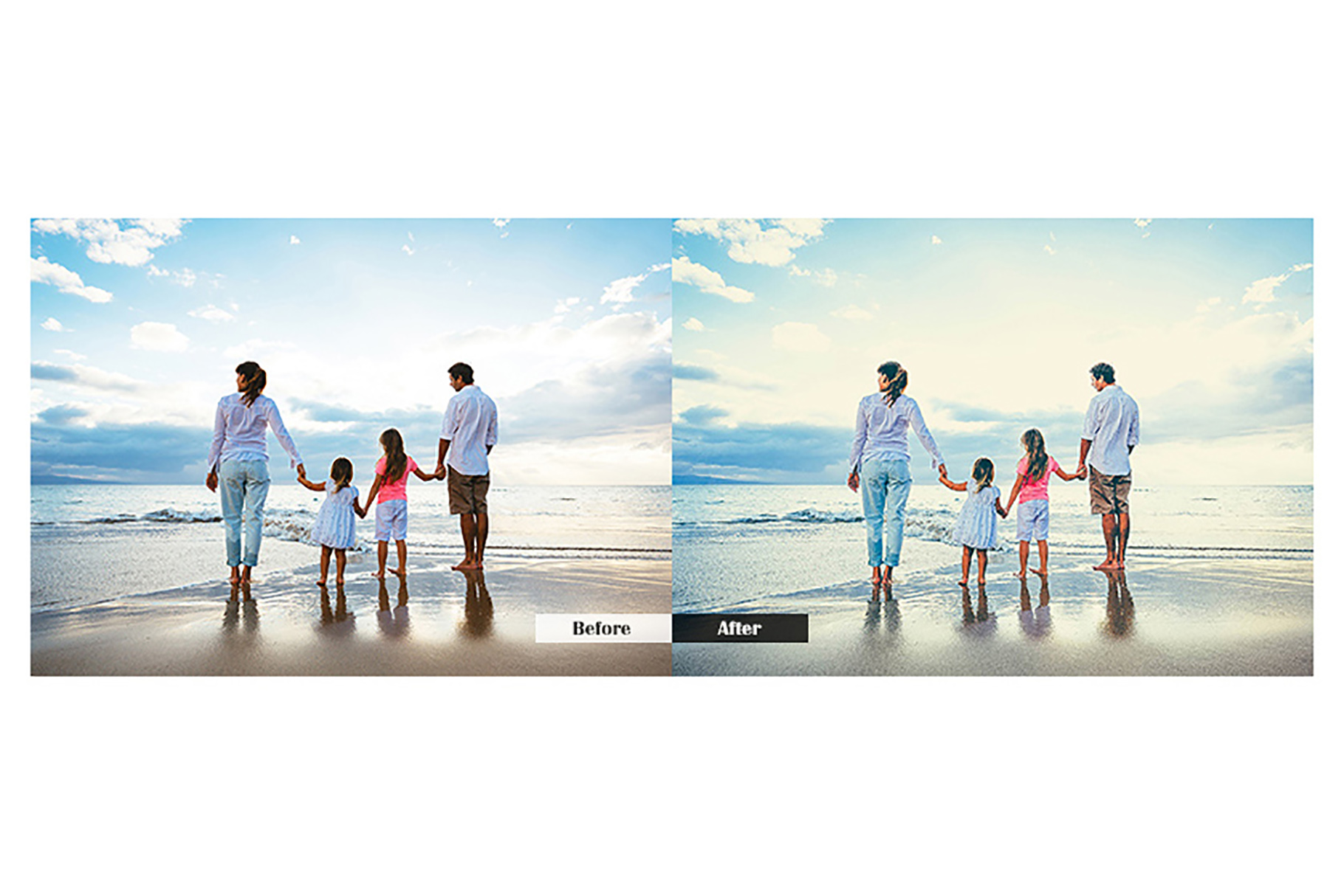 Family Lightroom Mobile Presets example image 6