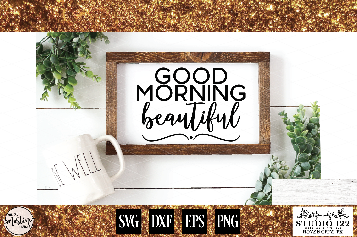 GOOD MORNING BEAUTIFUL example image 1