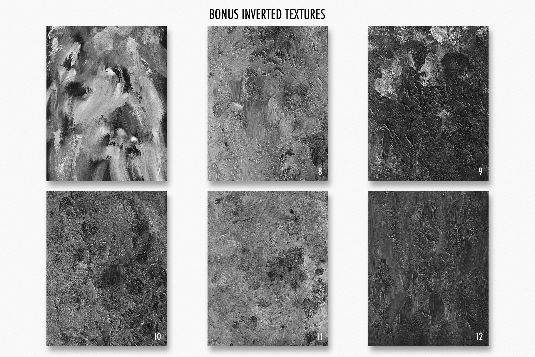 Fine Art Acrylic Paint Textures - Hand Painted Backgrounds example image 28