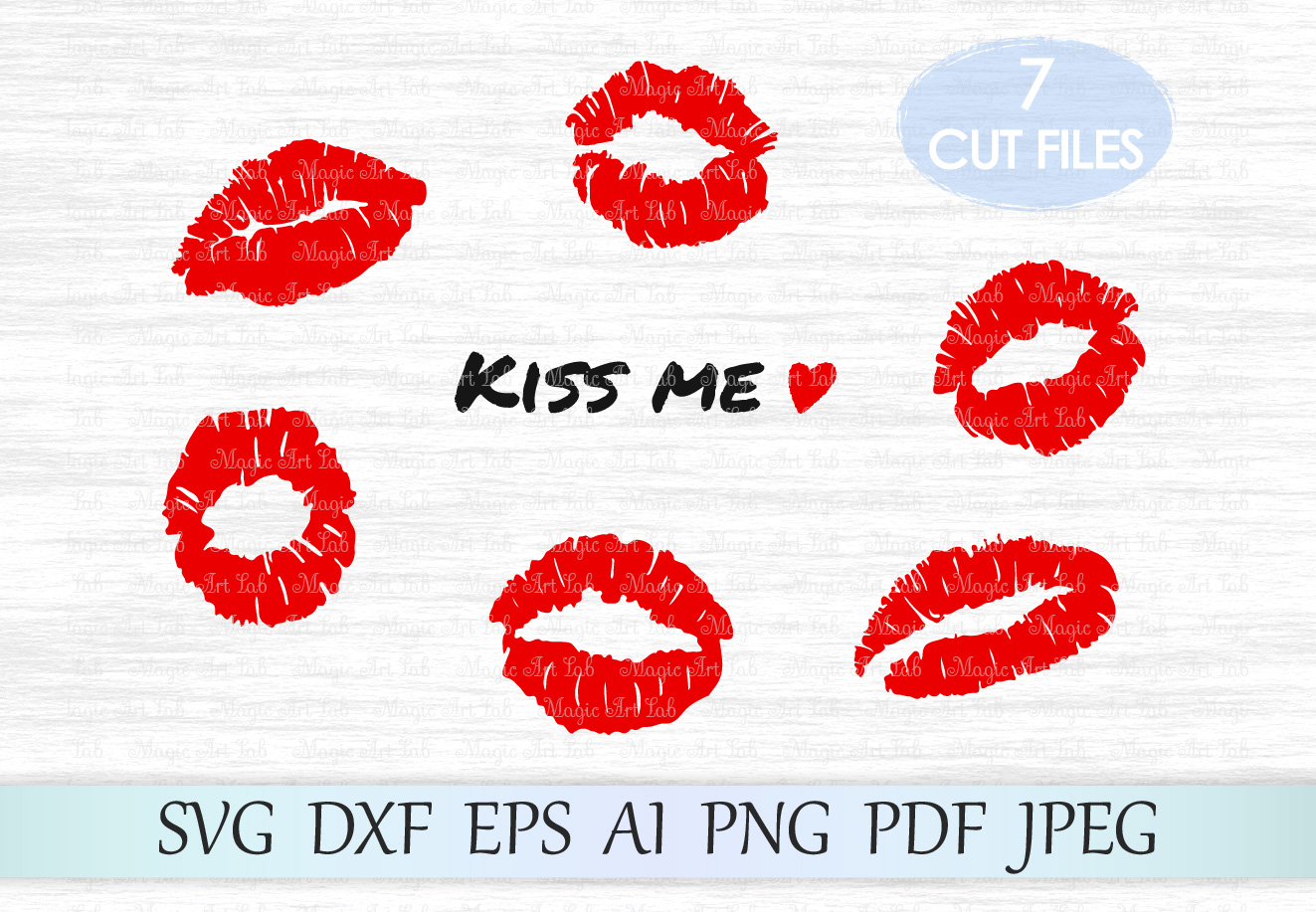 Kiss Svg, Kiss, kiss lips svg, Kiss Clipart, Kissing lips, Lips svg, Lips, Valentine Svg, Wedding SVG, Valentine Cut file, Love svg, Sexy example image 1