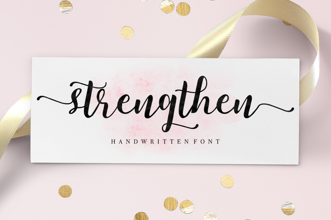 Strengthen Script example image 1