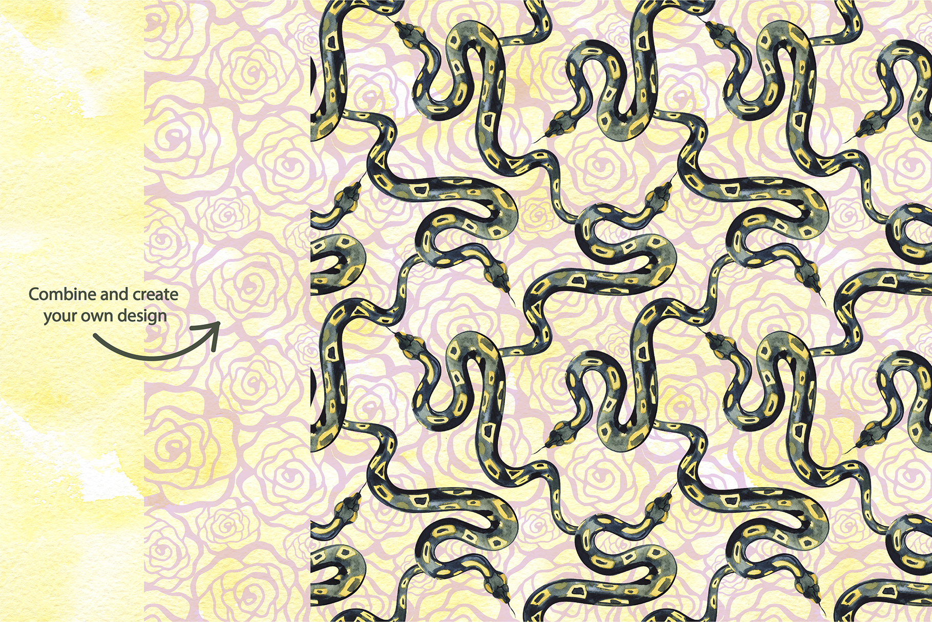 Mystical pattern constructor example image 5