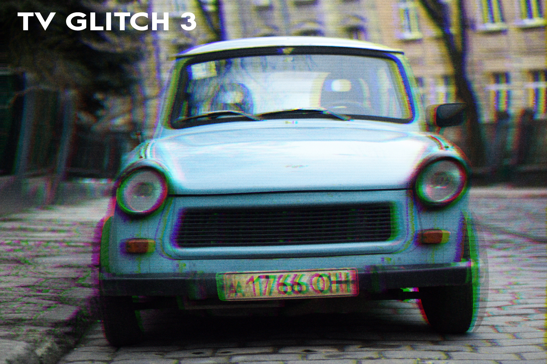 AL's Glitch TV Action Pack Vol. 1 example image 5