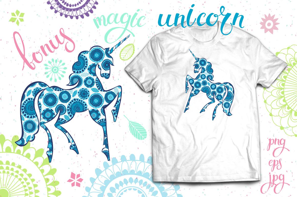 Unicorn. example image 6