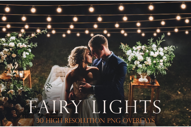 Fairy light overlays example image 1