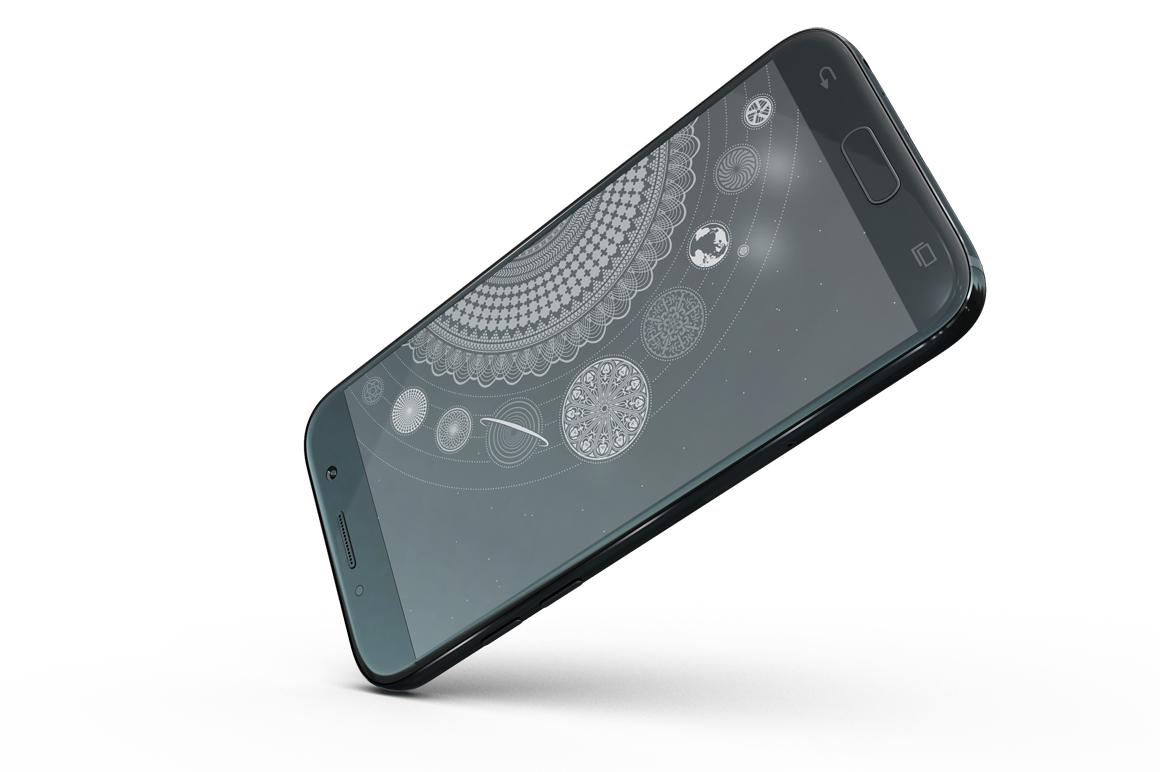 Samsung Galaxy A5 Mockup example image 8