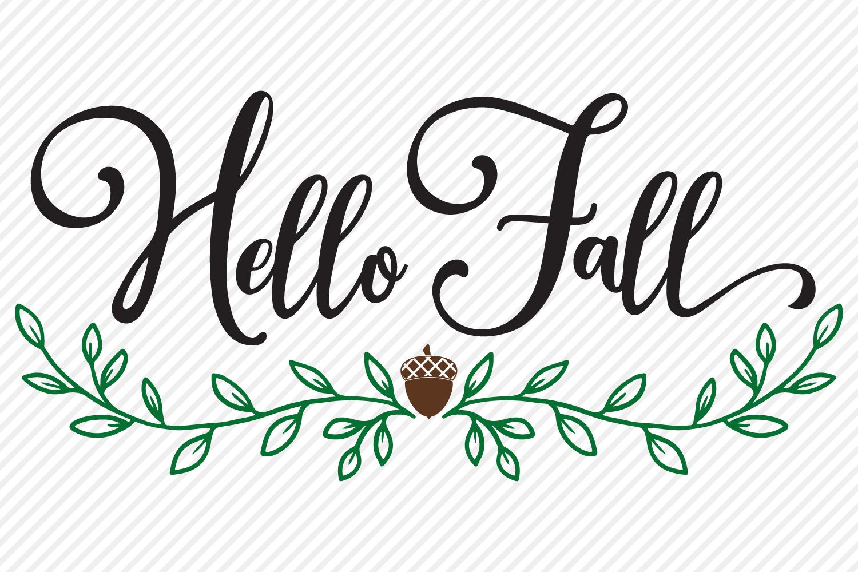 Fall Bundle SVG, Cut Files, Fall Shirt Design, Thanksgiving example image 2
