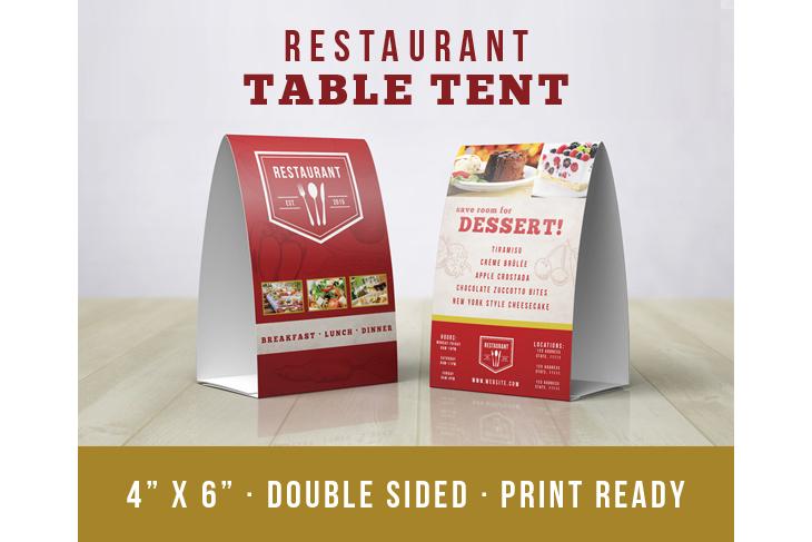 Restaurant Identity Bundle example image 6
