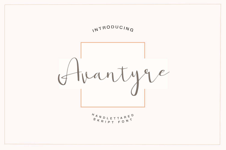 Avantyre example image 1