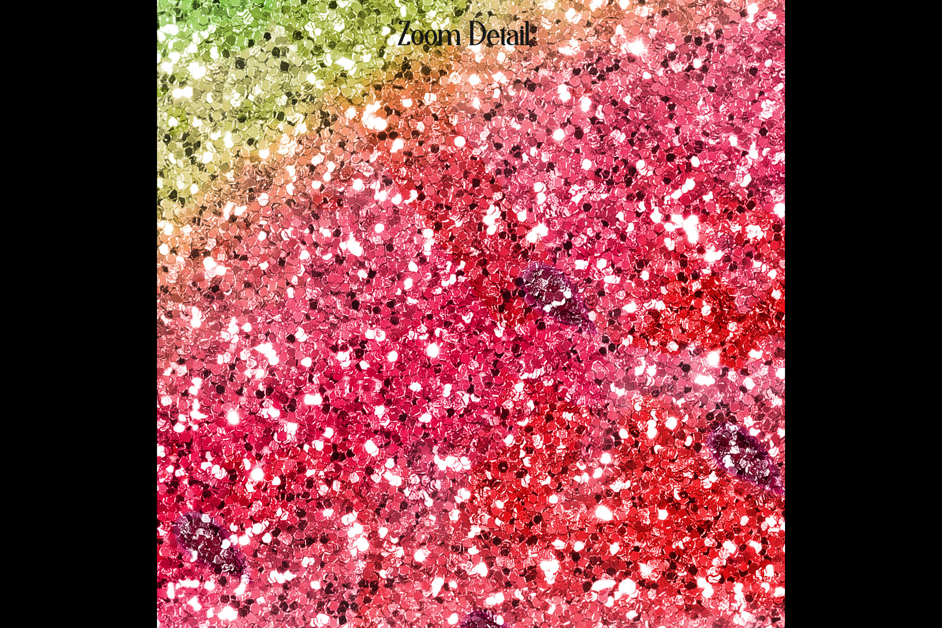 18 Ombre Pink and Lime Watermelon Glitter Digital Papers example image 8
