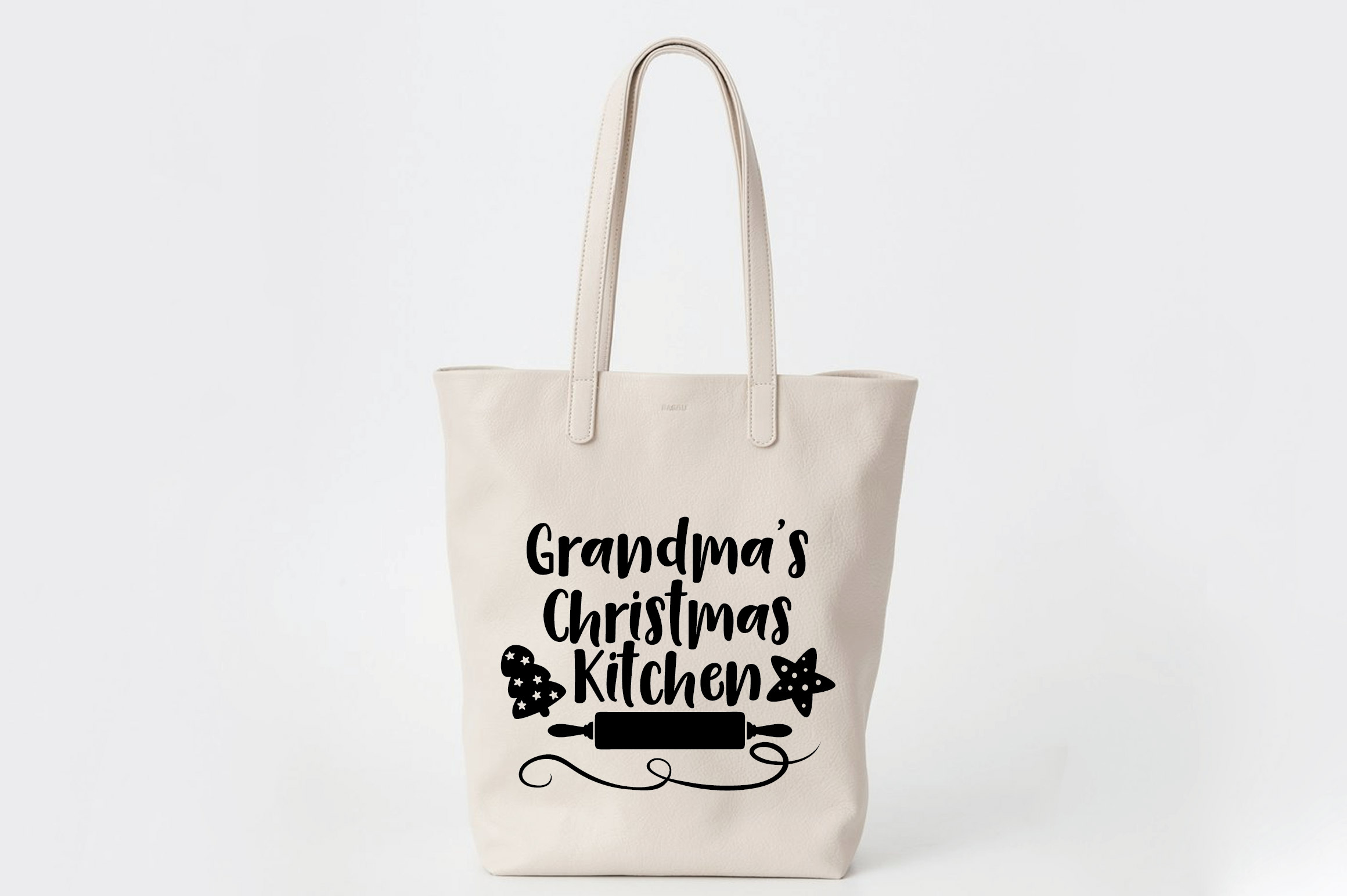 Christmas SVG Cut File - Grandma's Kitchen SVG DXF PNG EPS example image 8