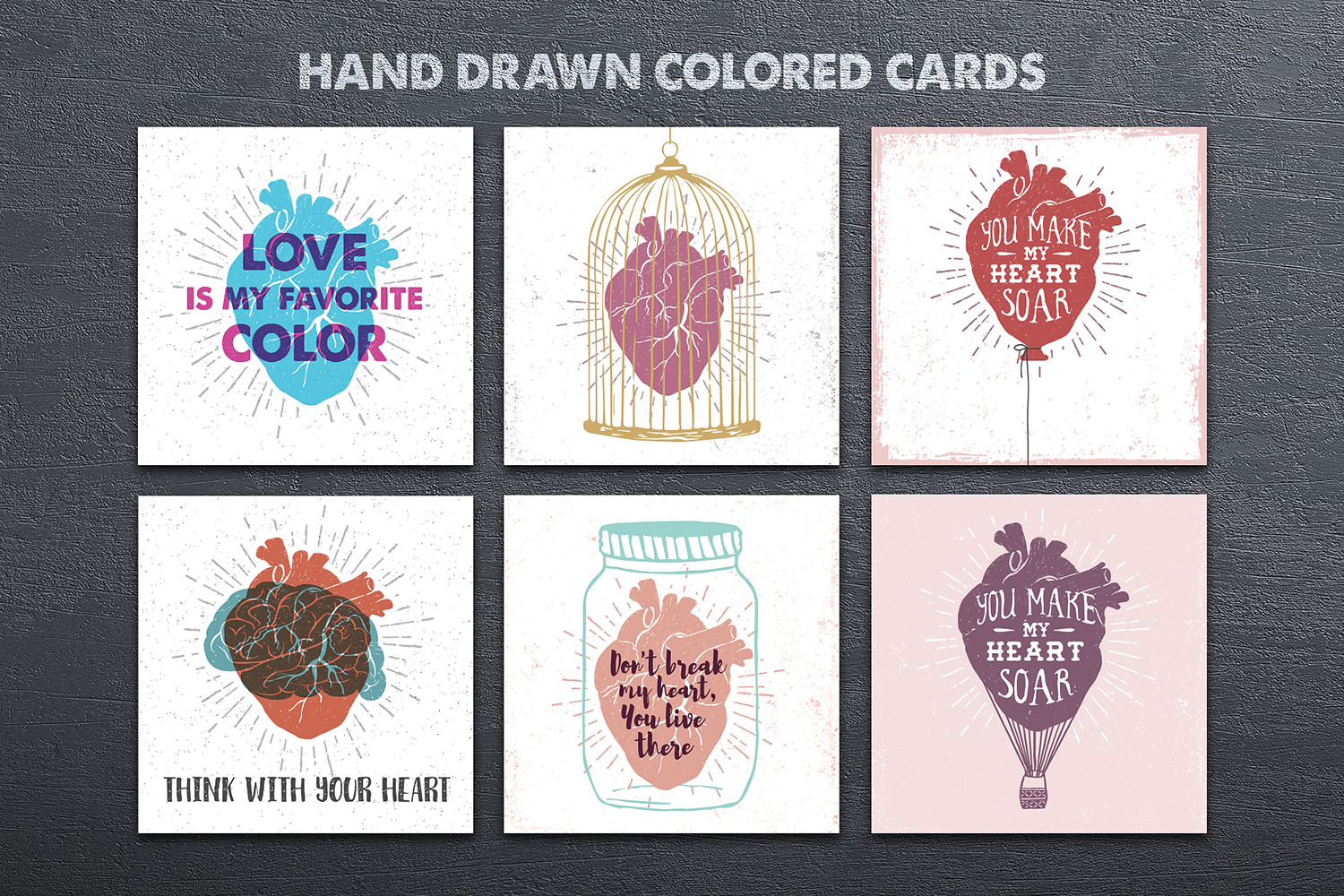 Anatomy of Love (Collection of Cards + Bonus) example image 4