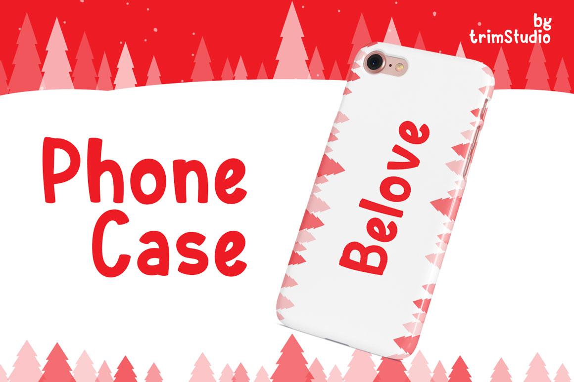 Santay - Bold Christmas Font example image 4