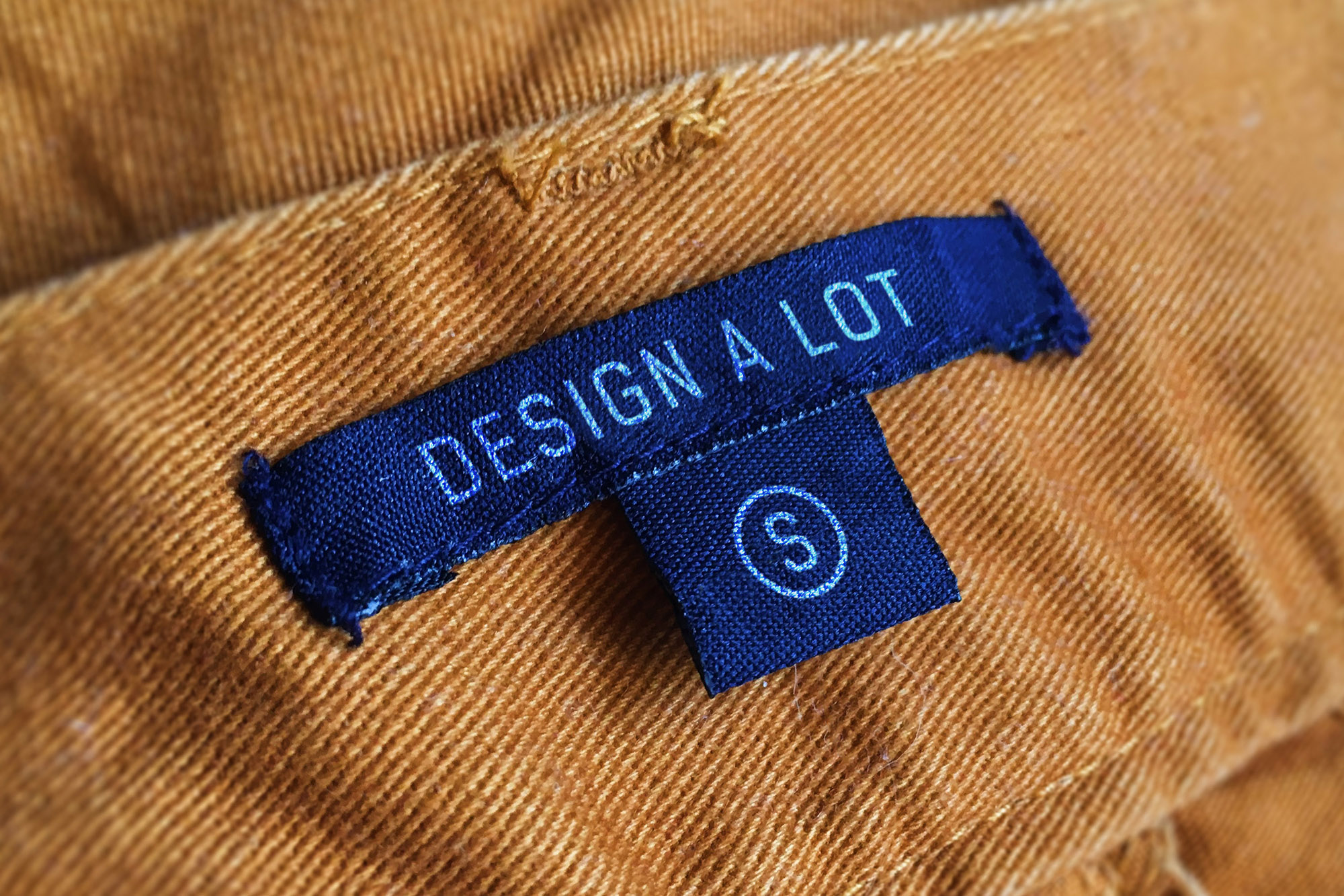 7 Jeans and Pants Label Mockups example image 2