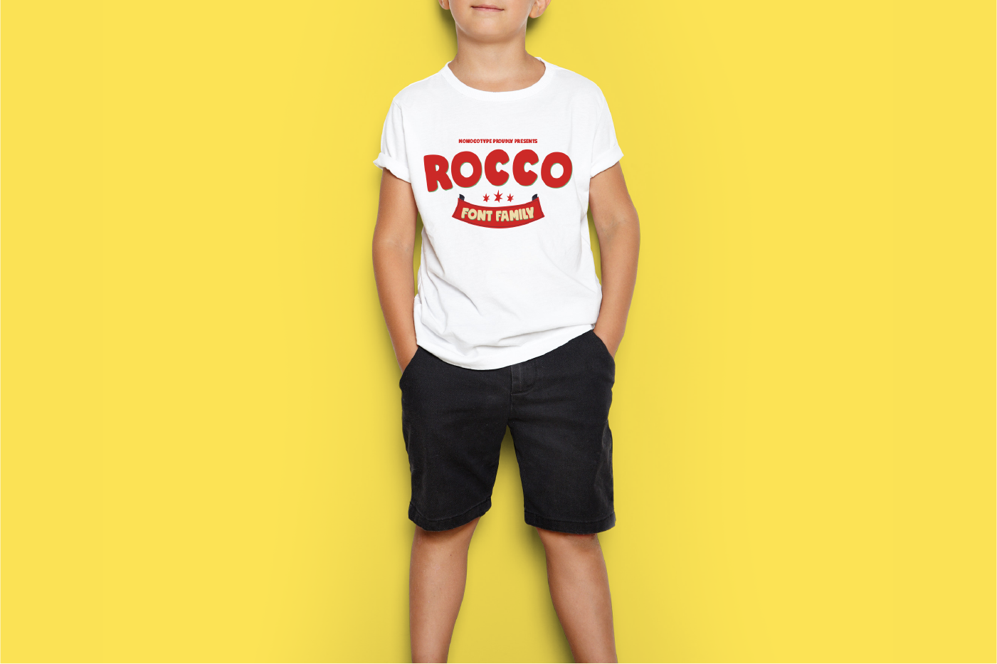 Rocco Font Family example image 6