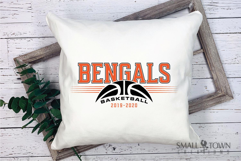 Bengal, Basketball, Sport, Team, Logo, PRINT, CUT, DESIGN example image 3