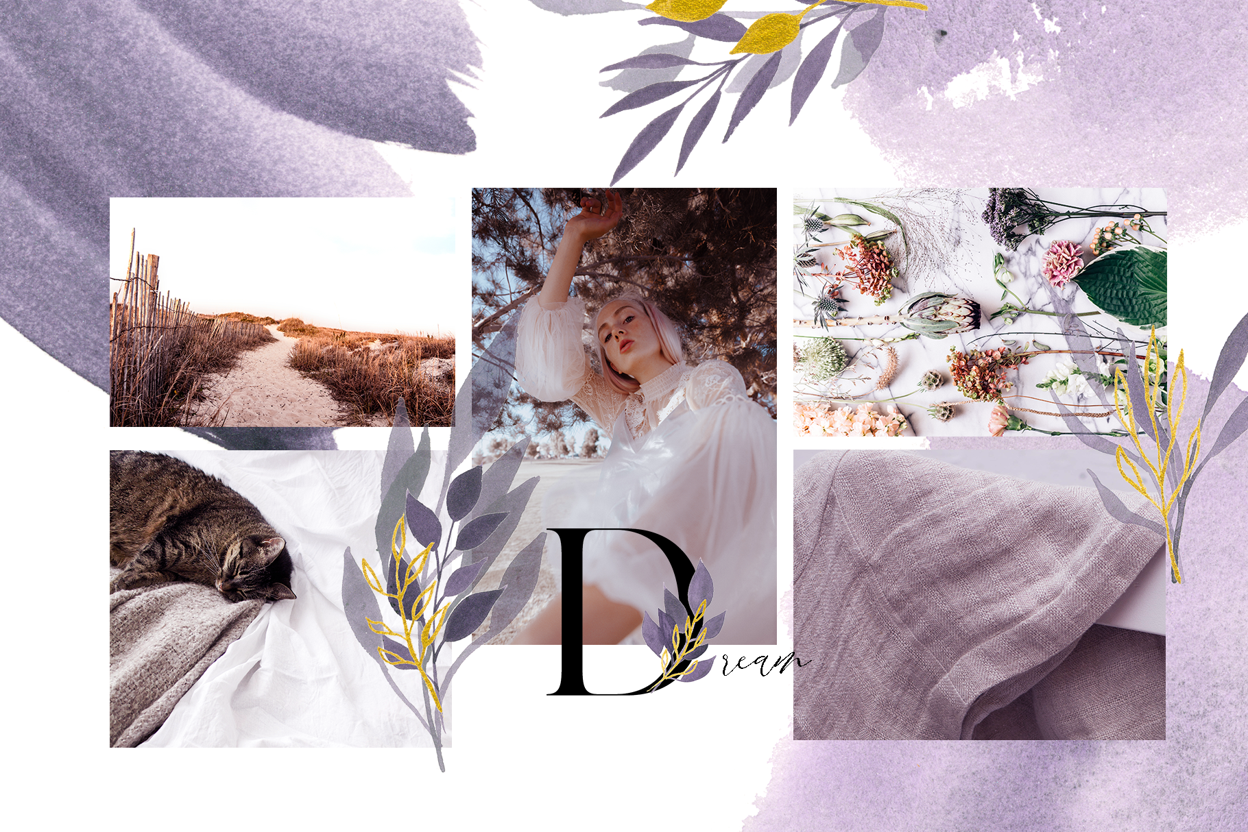 Violet Dream collection example image 12