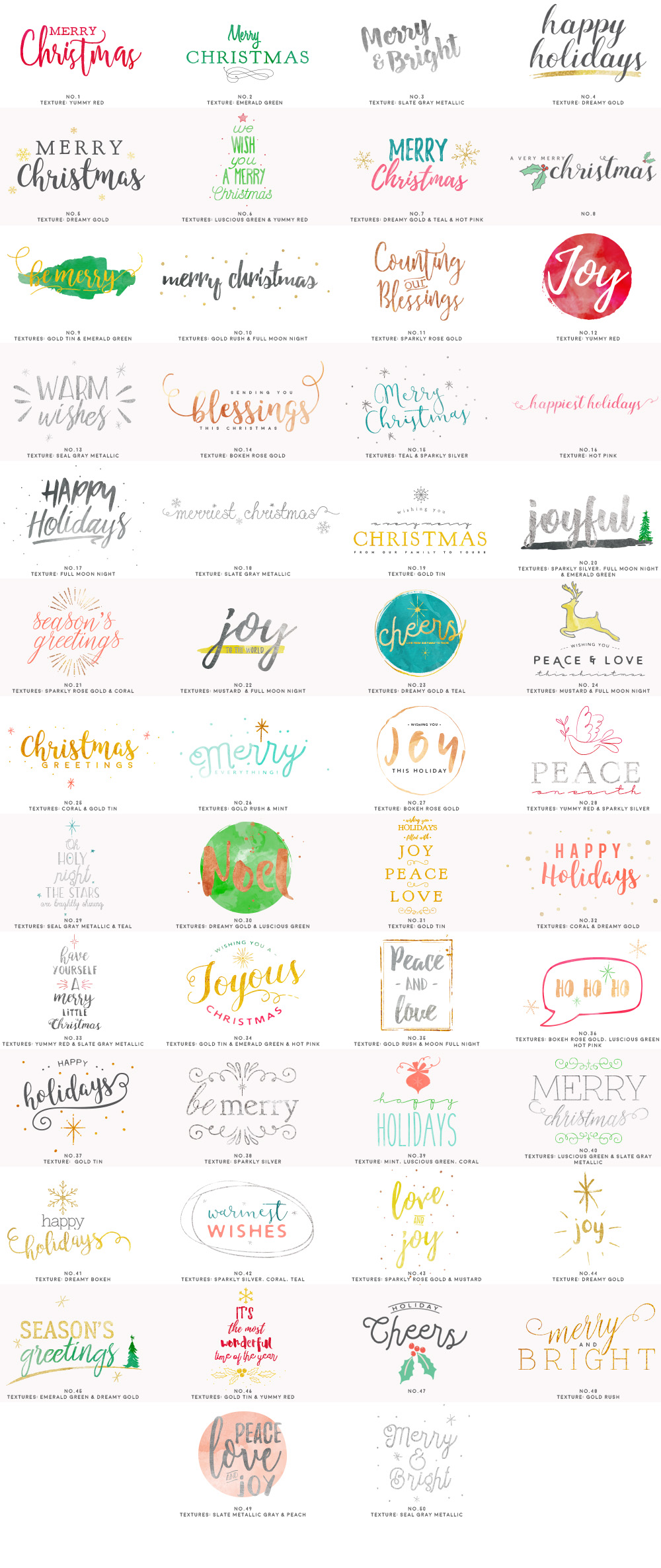 Design your own Christmas Cards example image 2