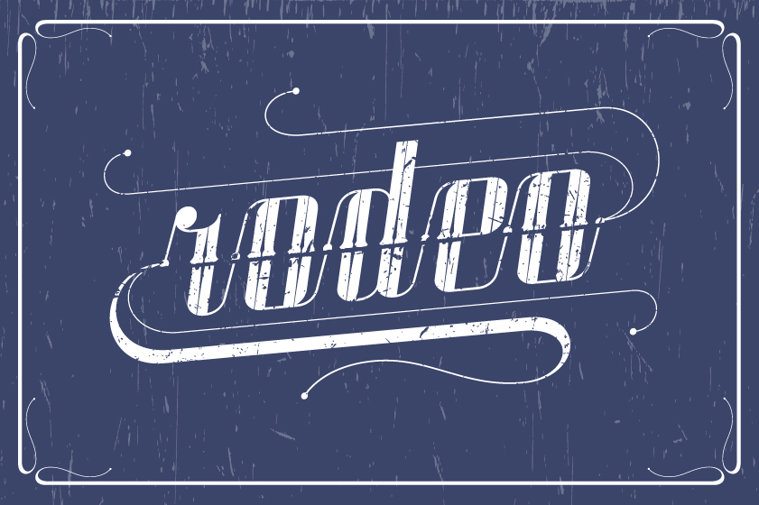 ROADSTER typeface example image 9