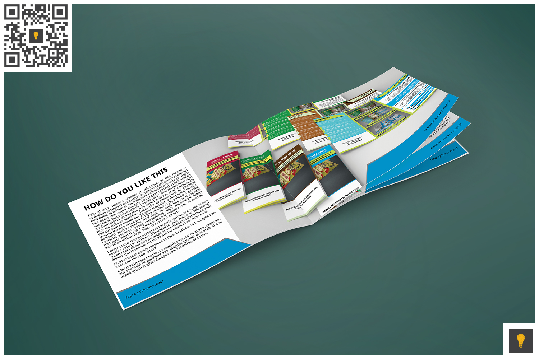 Multipurpose A5 Landscape Catalog example image 9