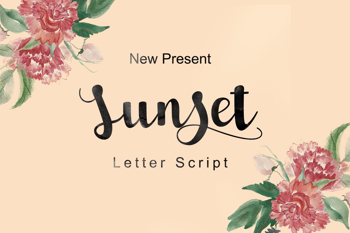 Sunset Script example image 11