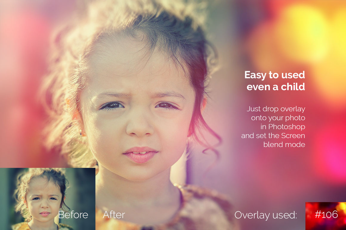 119 Colorful Light Leaks Photo Overlays example image 2