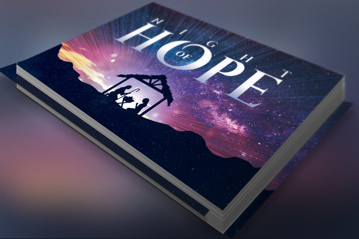 Christmas Hope Cantata Flyer Template example image 4