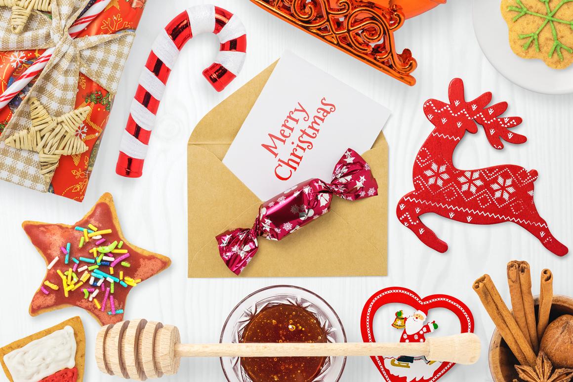 Christmas Scene Creator Volume 1 example image 12