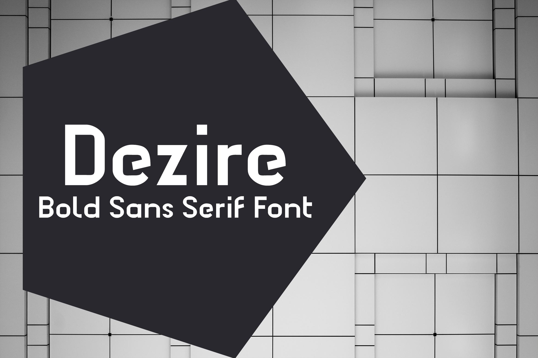 Dezire - Bold example image 1