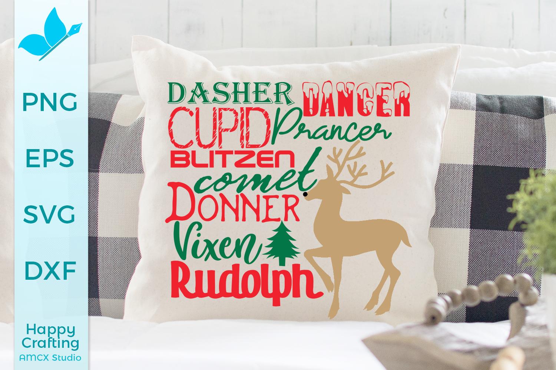 Big Holiday Bundle - 21 Christmas Themed Designs example image 3