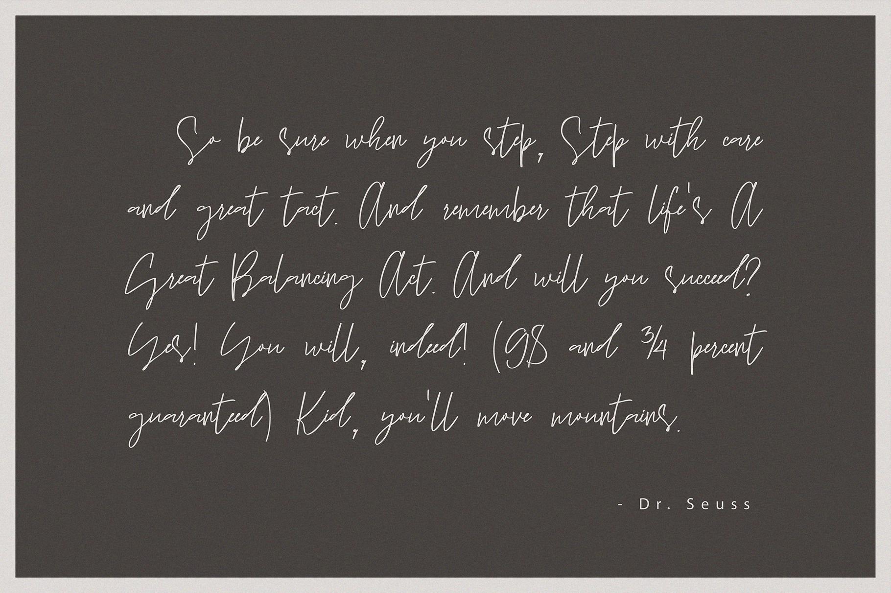 Sun Catcher   Multilingual Handwritten Script Font example image 6