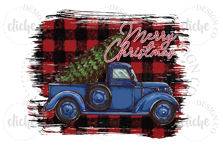 Christmas Sublimation Design example image 1