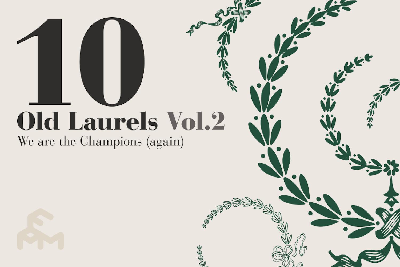 10 Old Laurels - Vol.2 example image 1