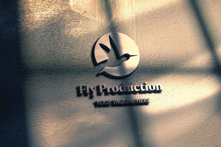 Bird Flying Logo example image 4