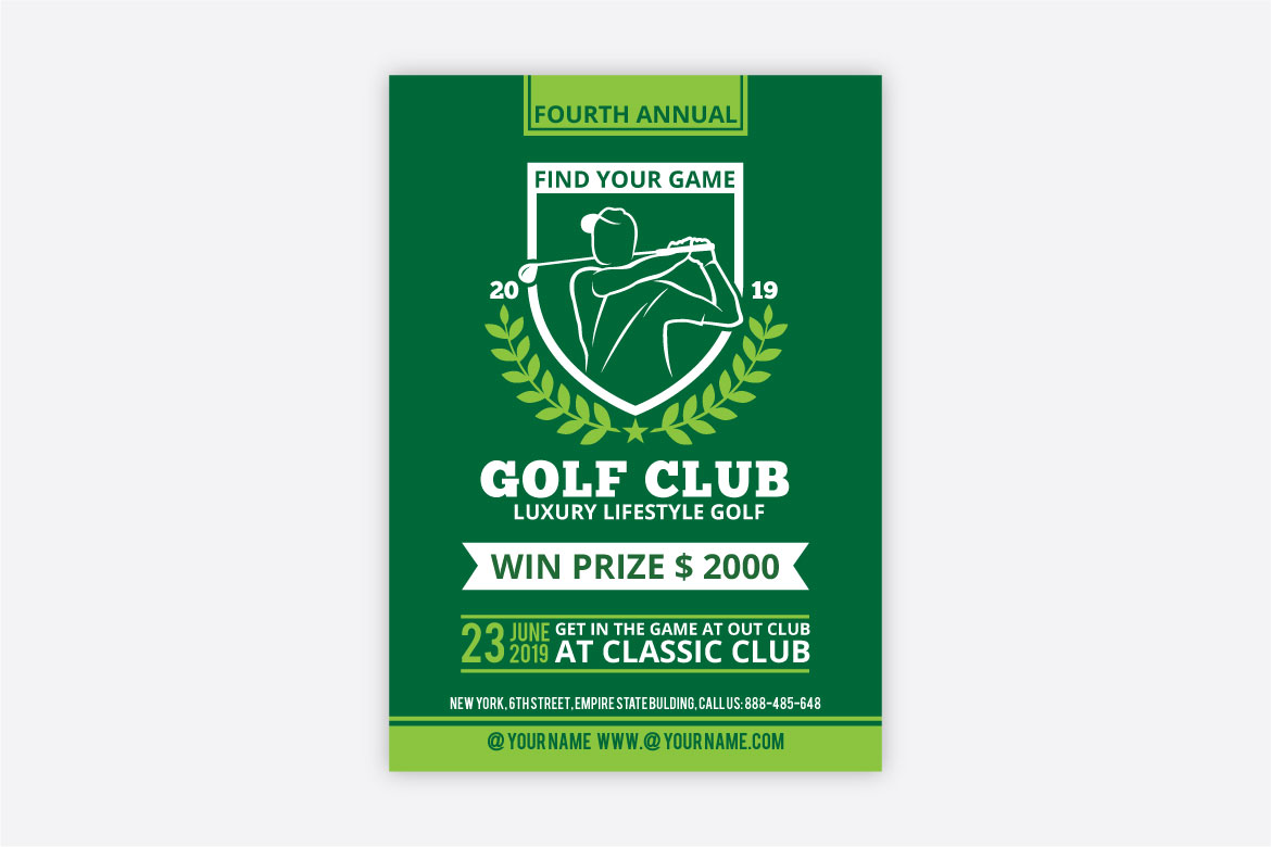 golf flyers example image 3