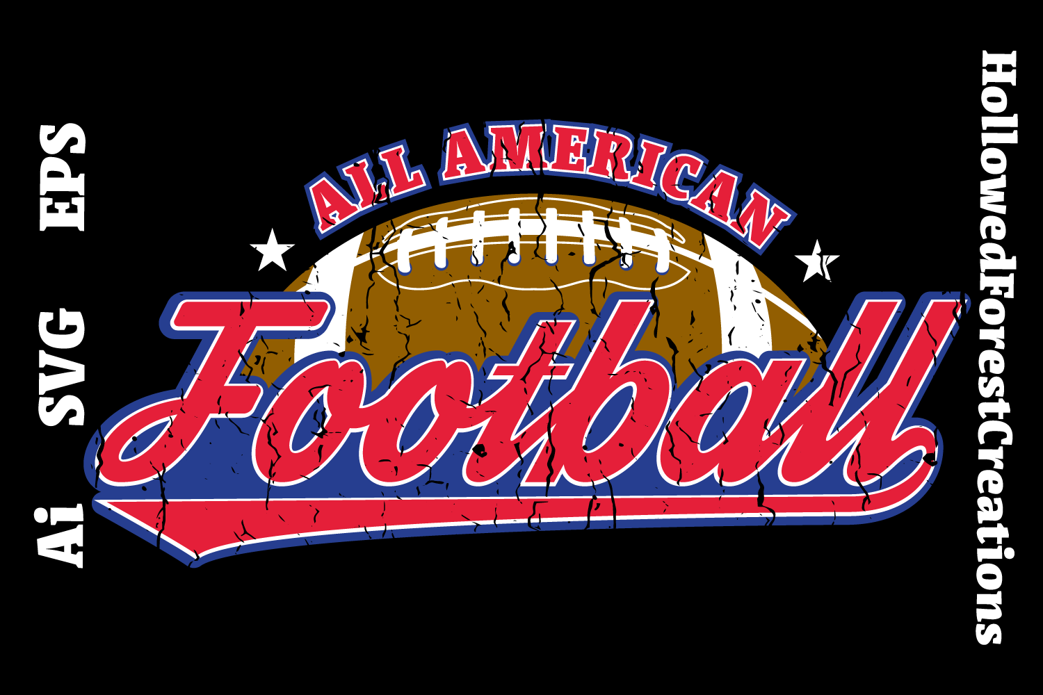 All American Football example image 3
