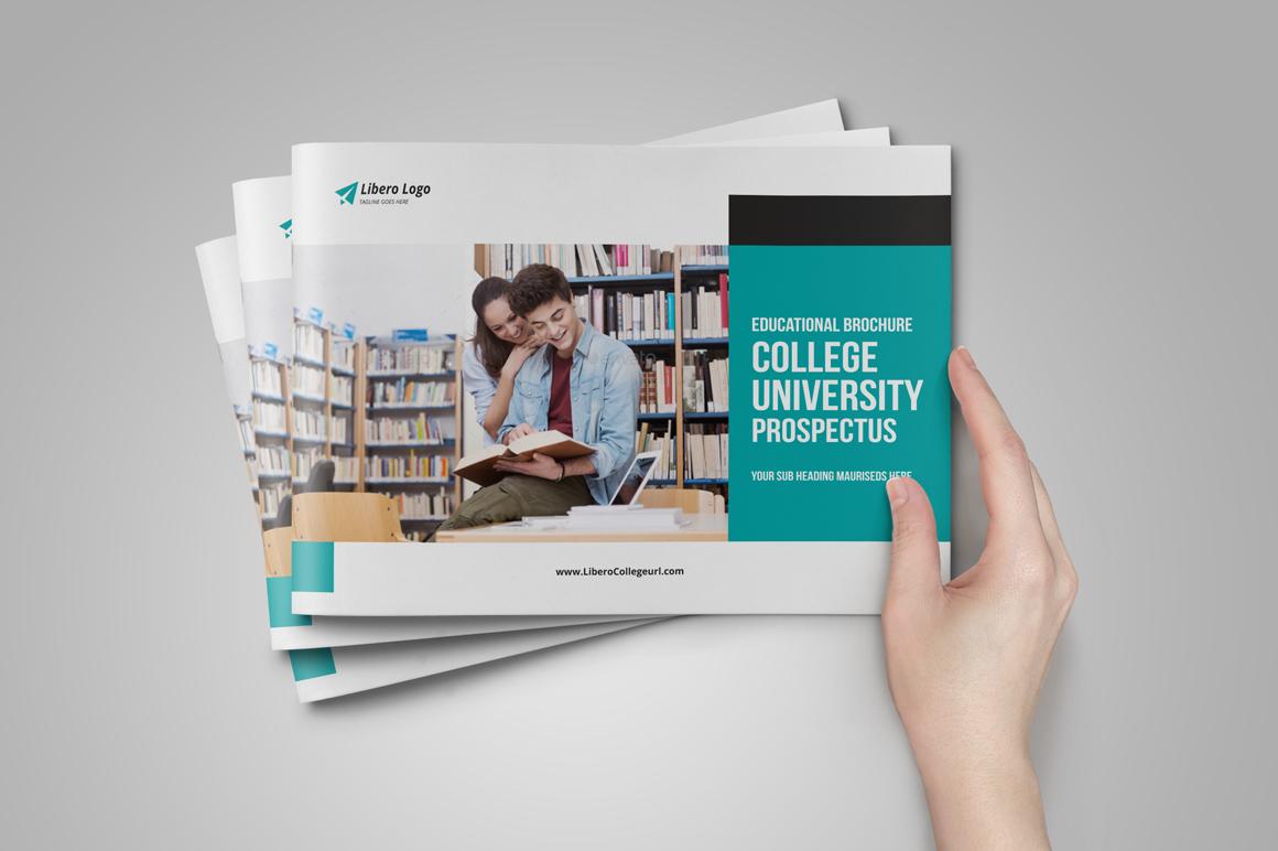 Education Prospectus Brochure Bundle example image 8