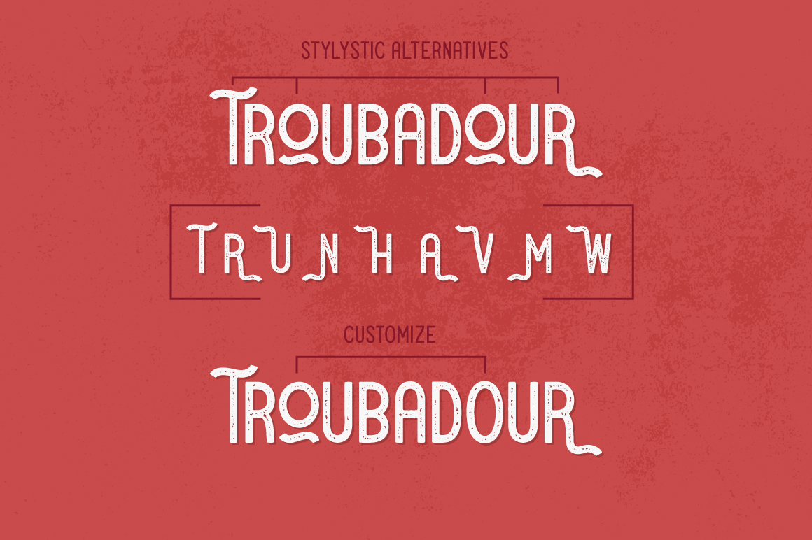 The Troubadour Collection example image 2