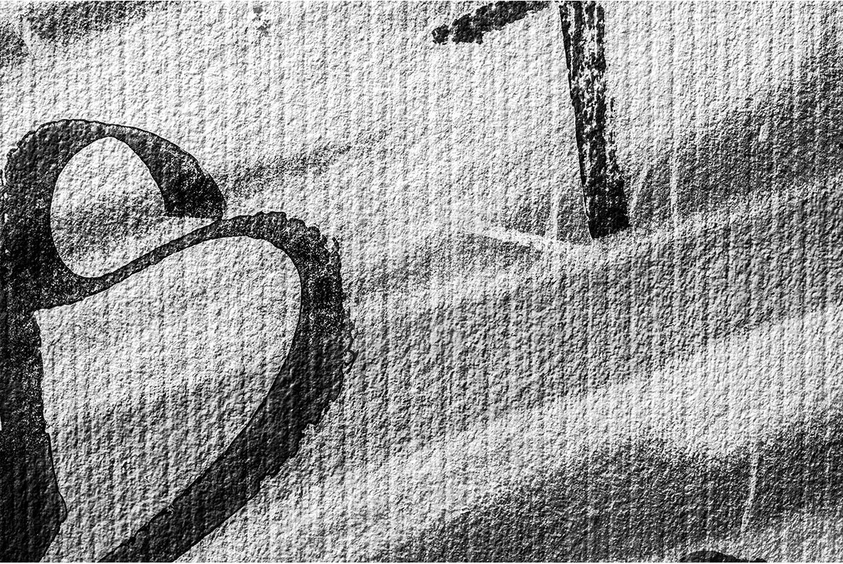 20 Graffiti Textures - Vector & JPG example image 3