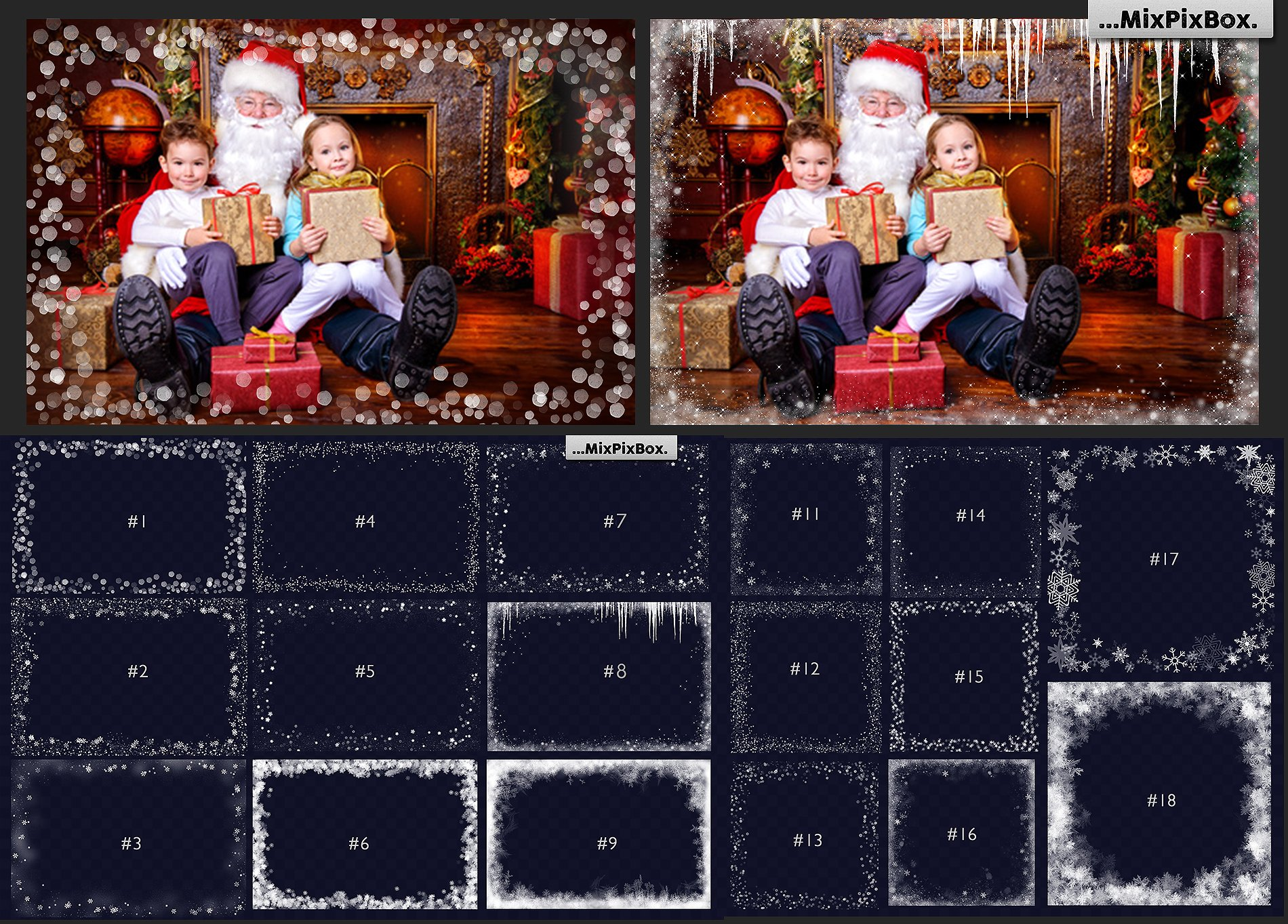 Christmas Mix PACK example image 6
