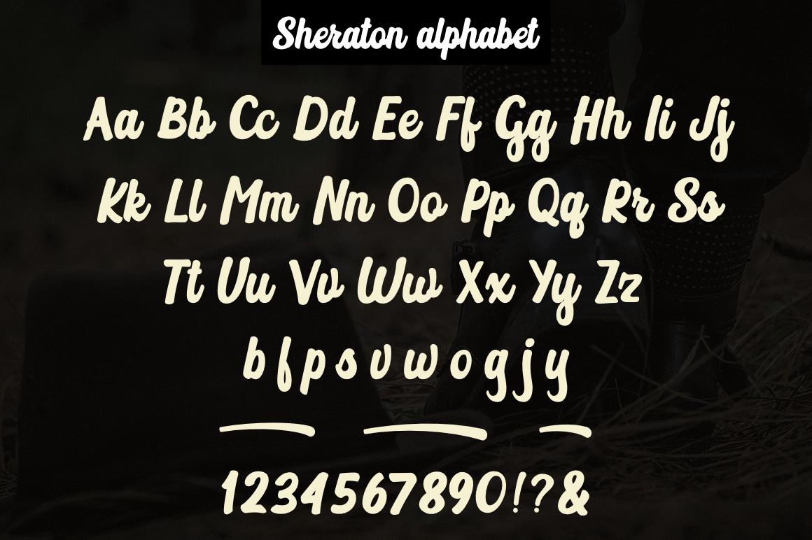 Sheraton example image 8