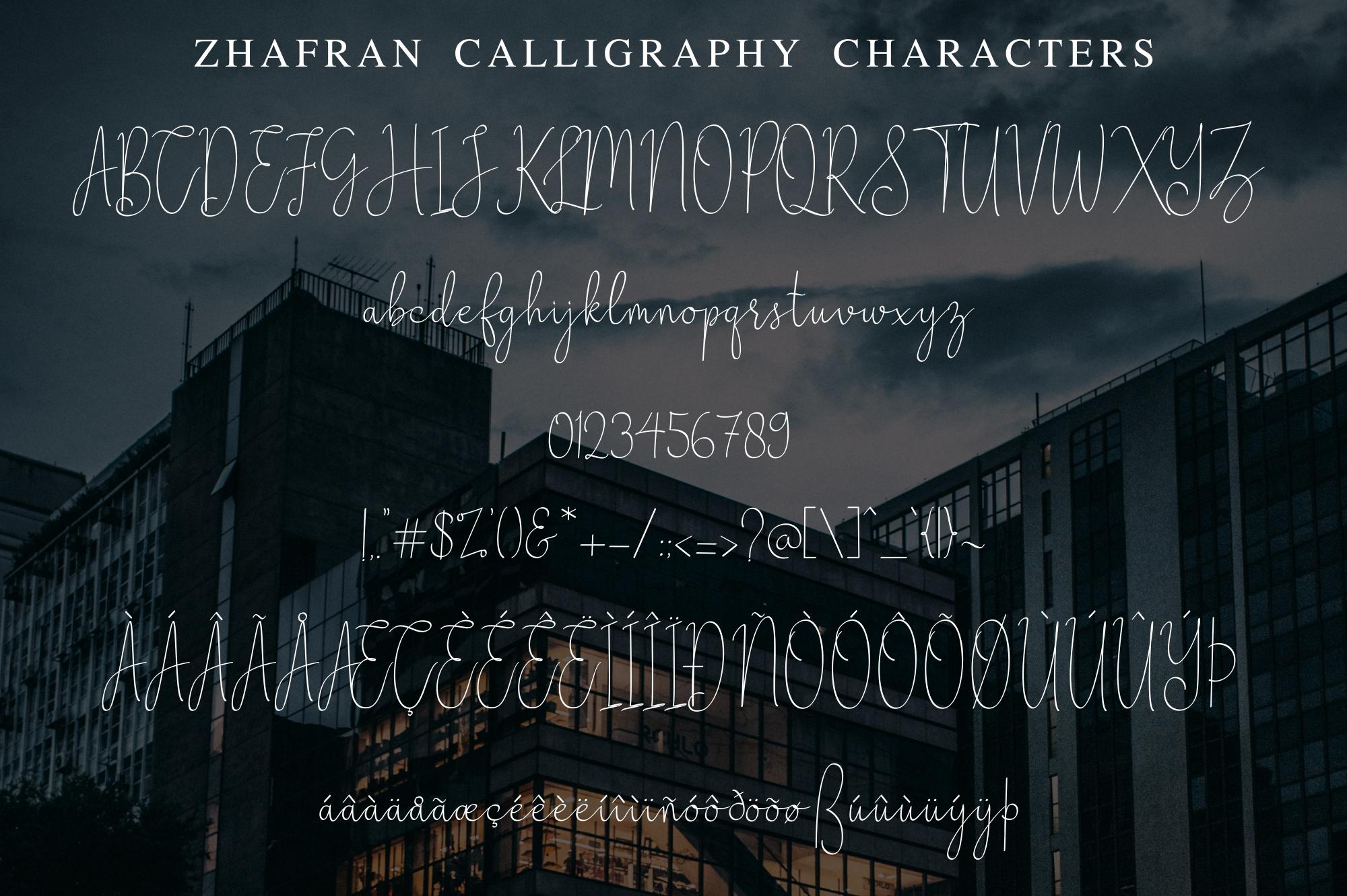 Zhafran example image 10
