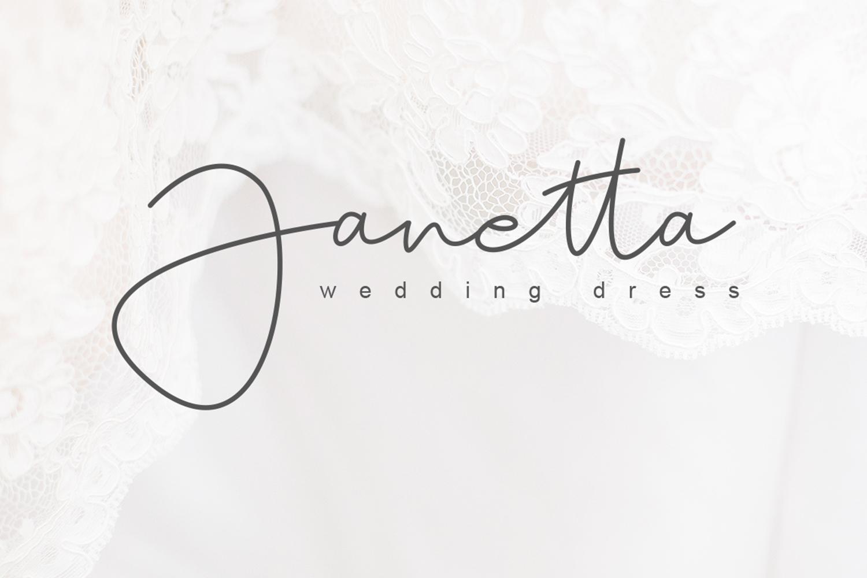 Tallitha a stylish handwritten font example image 7