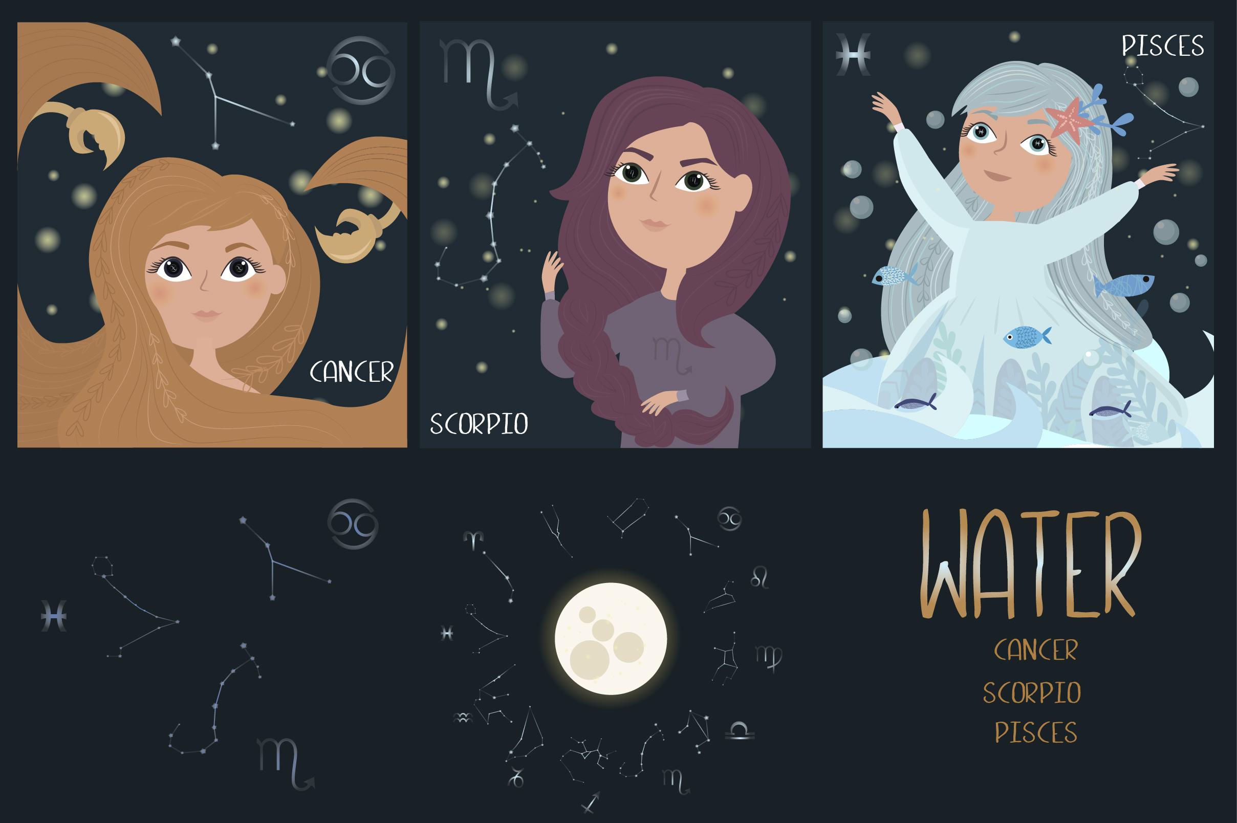 Zodiac. Magic Collection example image 7
