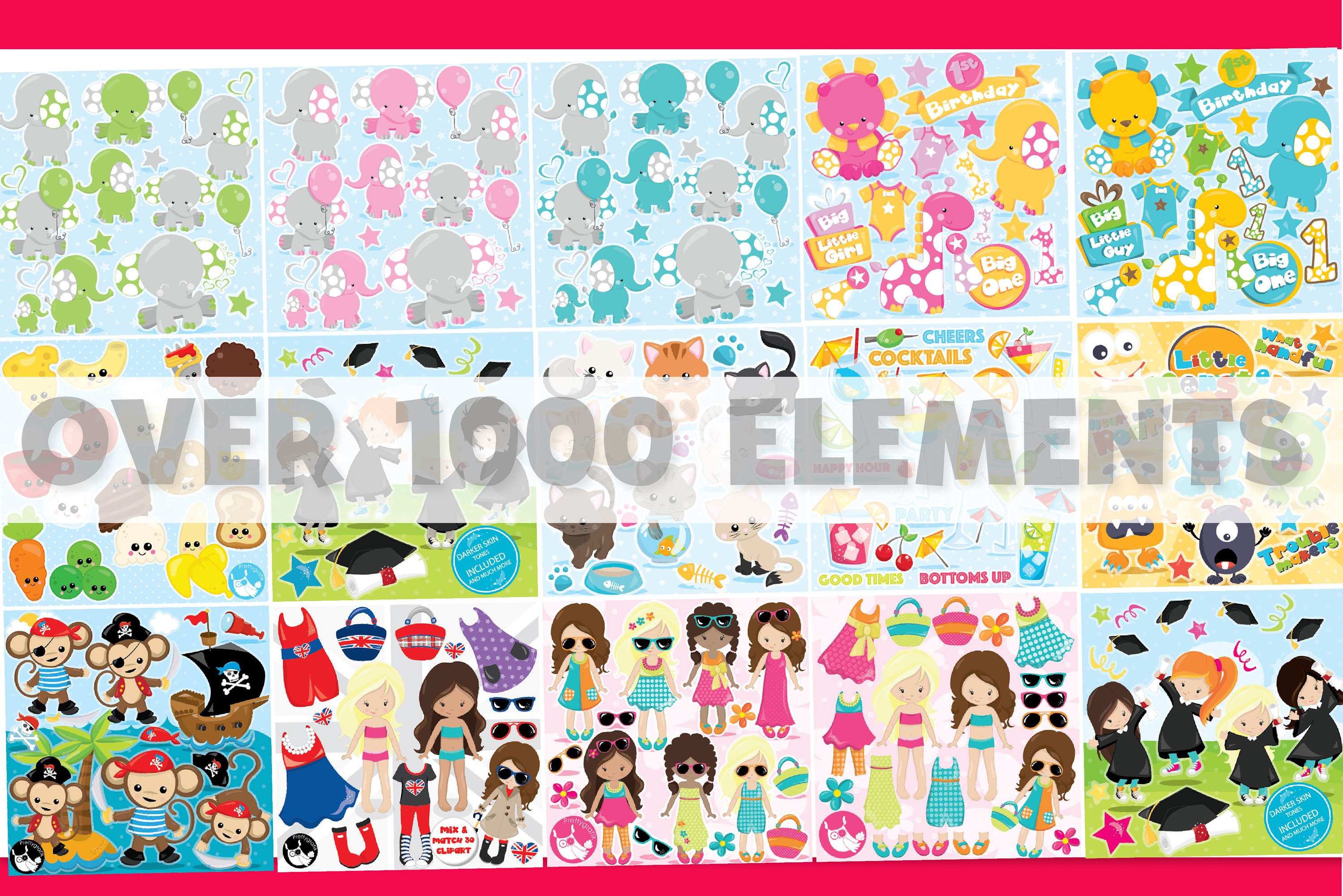 MEGA BUNDLE PART13 - 40000 in 1 Full Collection example image 2