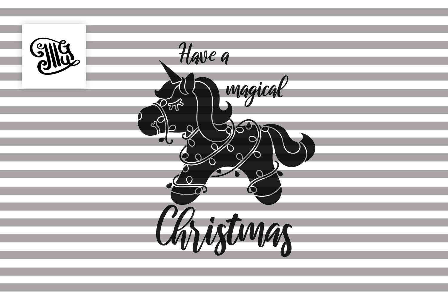Have a magical Christmas - kids example image 2