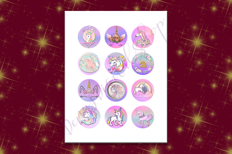 Unicorn, Magical, Unicorn Princess, Halloween Sale, SALEOUT example image 5