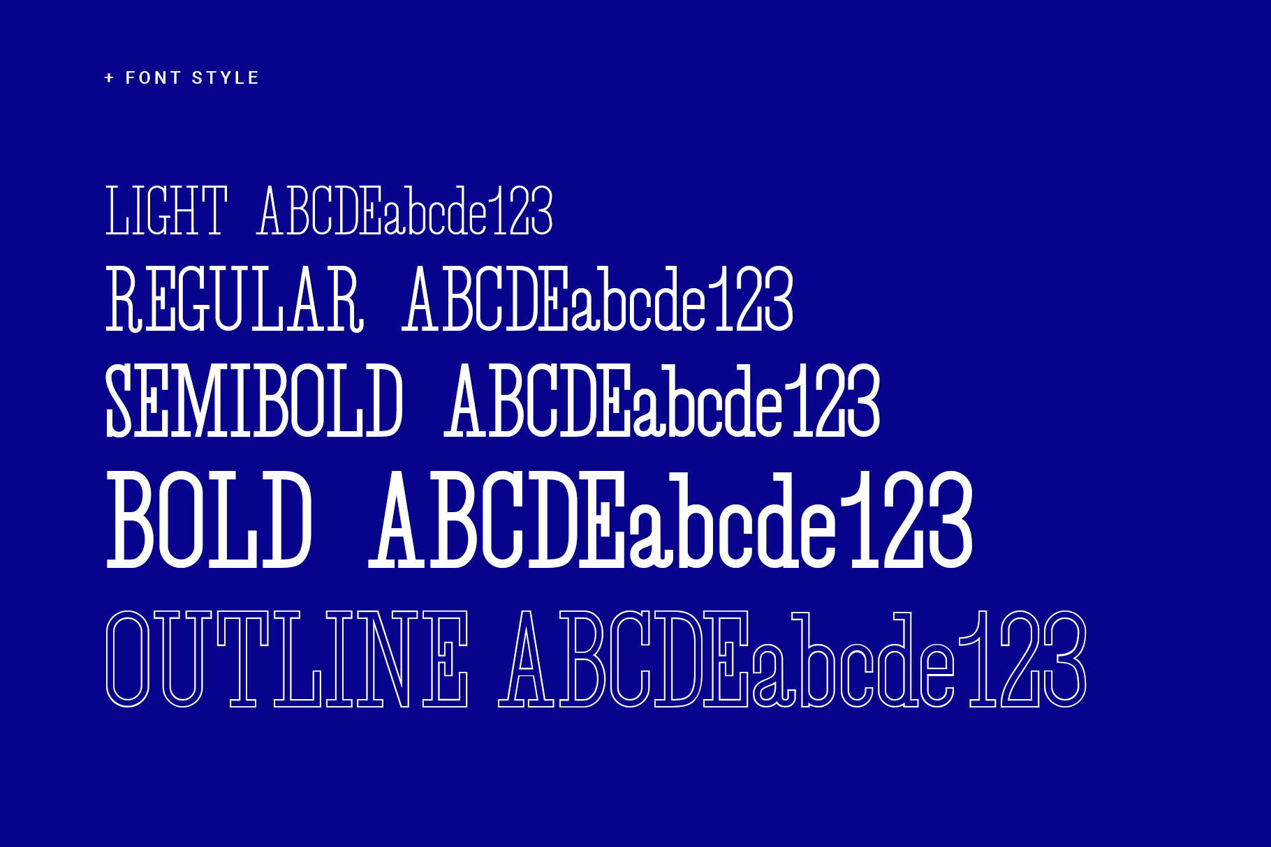 Desuka Slab Font example image 10