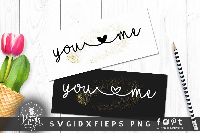 Mini Valentines bundle SVG DXF EPS PNG example image 7