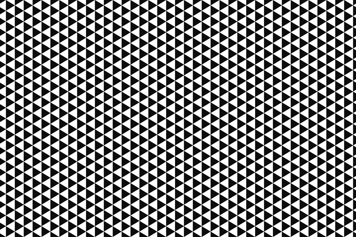 Geometric seamless modern patterns. example image 9